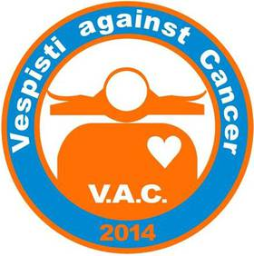 Patch Vespisti against Cancer