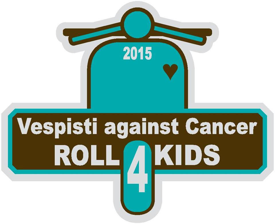 Patch Vespisti against Cancer 2015
