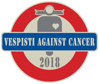 Patch Vespisti against Cancer 2018